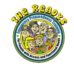 The Ready's Emergency Preparedness Training for Individuals with Access and Functional Needs